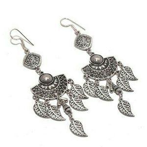 Handmade Ethnic Style Dangle Earrings
